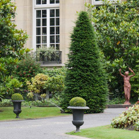 Jardins particuliers et patrimoine vert